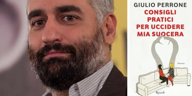 """Giulio Perrone, """"L'amore non è fatto di grandi gesti ma di continuità"""""""