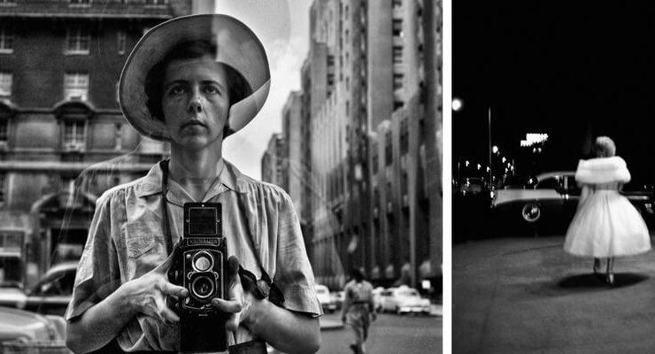 Le fotografie ritrovate di Vivian Maier in mostra a Roma