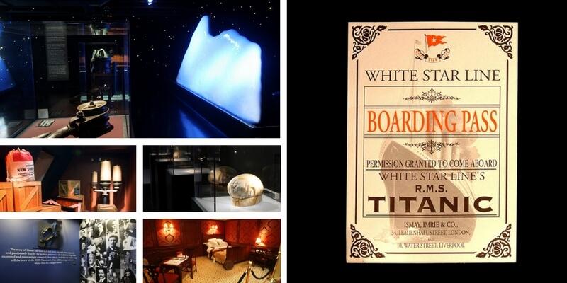 Titanic, a Torino la mostra dedicata alla nave dei sogni infranti