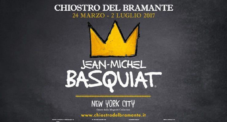 Jean-Michel Basquiat, New York City a Roma