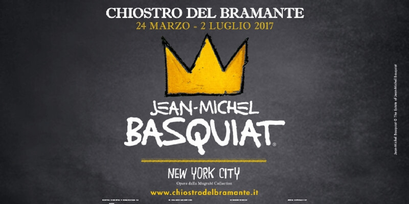 Jean-Michel Basquiat, New York City a Roma