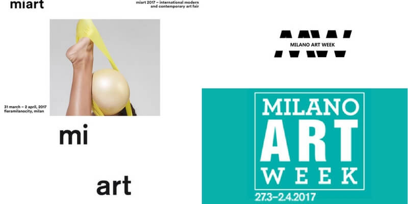 MiArt 2017 e ArtWeek, parte a Milano la settimana dedicata all'Arte