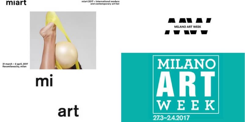 MiArt 2017 e ArtWeek, parte a Milano la settimana dedicata all'Arte