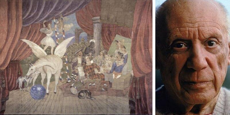 Picasso ritorna a Napoli cent'anni dopo