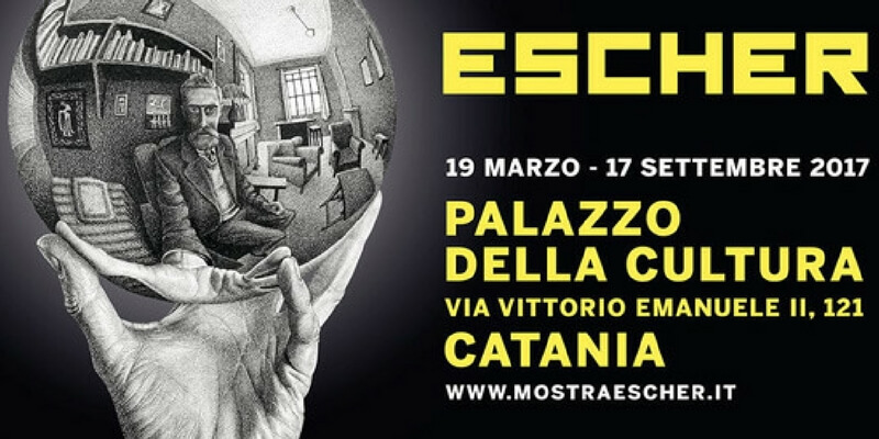 A catania la mostra dedicata ad escher con gli inediti for Escher mostra catania