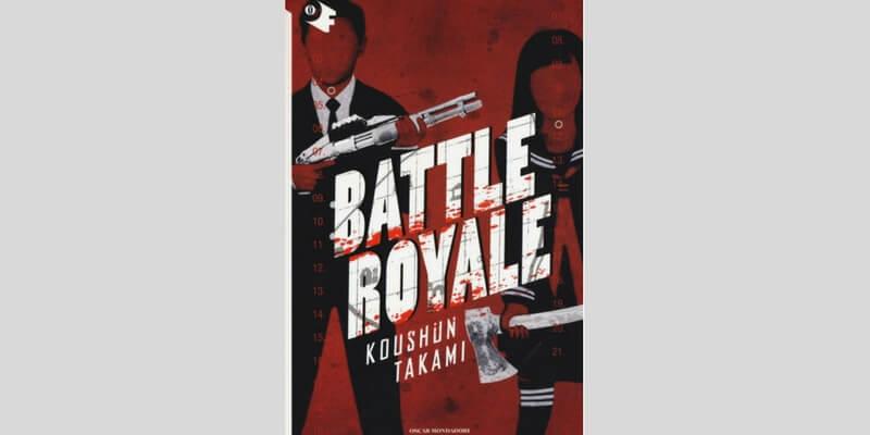 """Battle Royale, un libro giapponese """"crudo"""", come il sushi"""