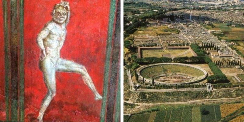 Terzo Paradiso a Pompei, nuovi fondi per il restauro