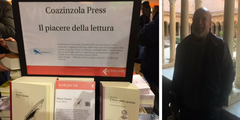 Coazinzola Press, storia di un piccolo editore e del suo libraio
