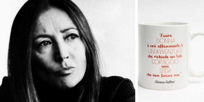 Oriana Fallaci, il coraggio e la sfida di essere donna