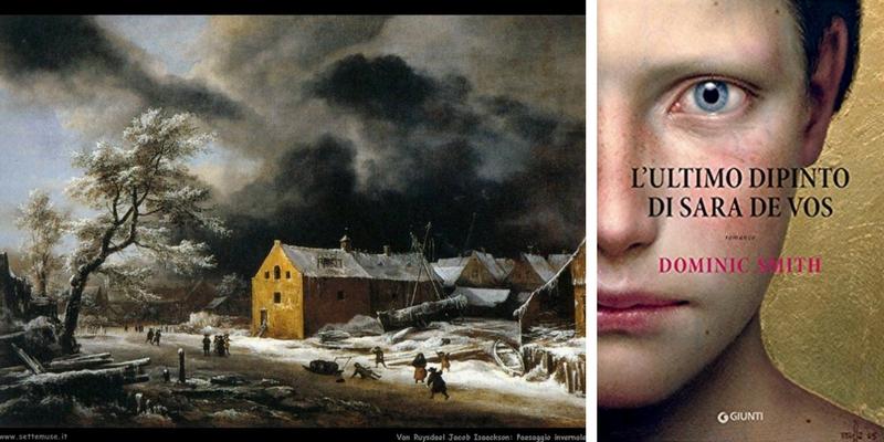 L'ultimo dipinto di Sara de Vos, intreccio di storie di secoli nella trama di un dipinto