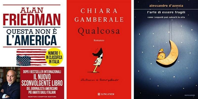 Alan Friedman conquista il primo posto, segue Chiara Gamberale