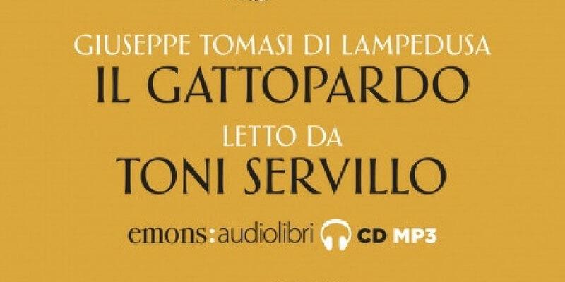 """Toni Servillo legge """"Il gattopardo"""" di Giuseppe Tomasi di Lampedusa"""