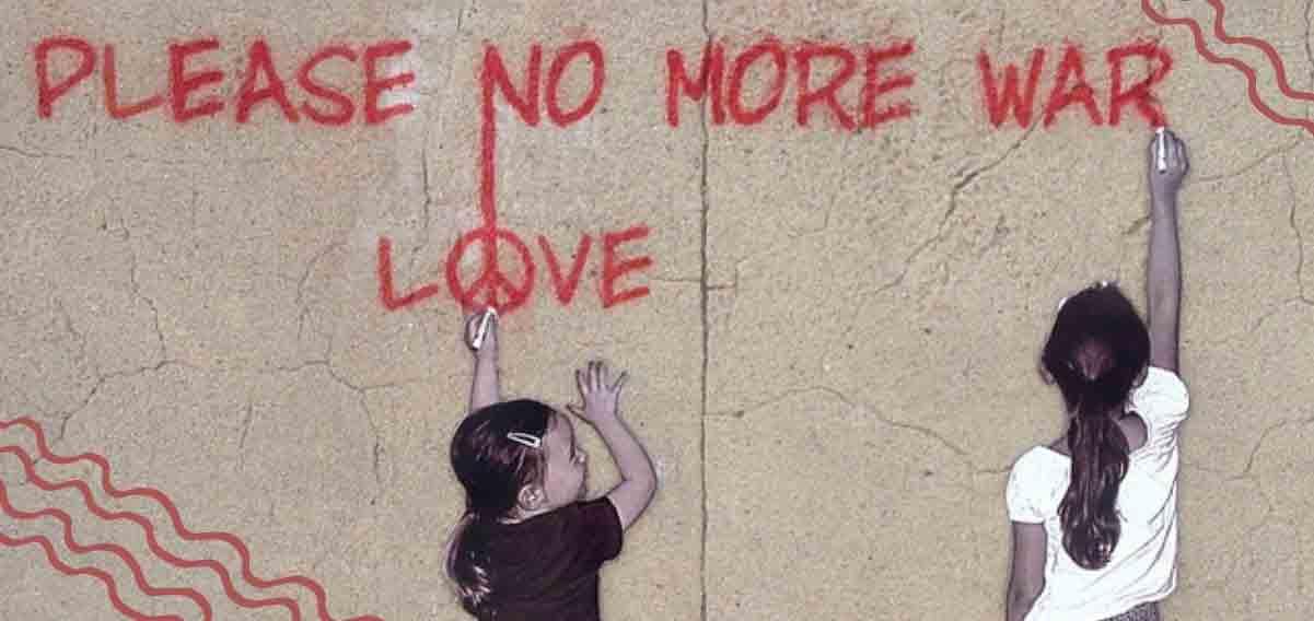 5 poesie contro la guerra da leggere per riflettere