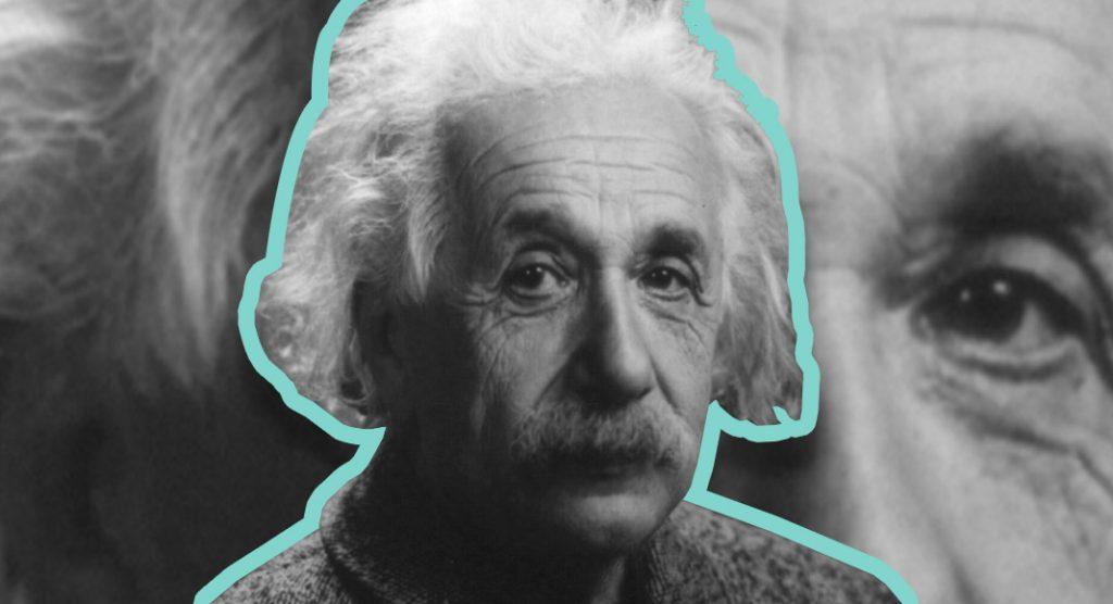 Albert Einstein superare crisi