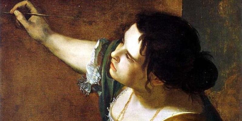Artemisia Gentileschi e Francesco Maria Maringhi, storia di un amore passionale e sensuale