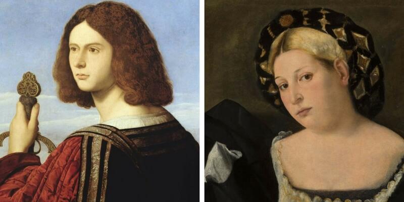 """""""Le trame del Giorgione"""", la storia del tessuto veneto in mostra"""