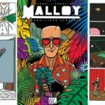"""""""Malloy"""", la realtà quotidiana raccontata con ironia in una graphic novel"""