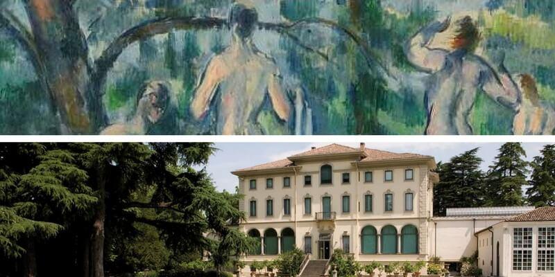 Il confronto tra l'opera di Cézanne e Morandi, in mostra a Parma
