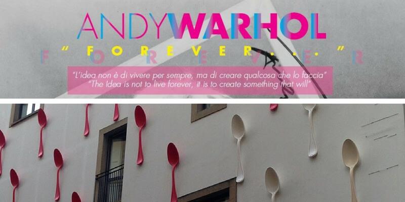 Dialogo Pop tra Andy Warhol e Simone D'Auria