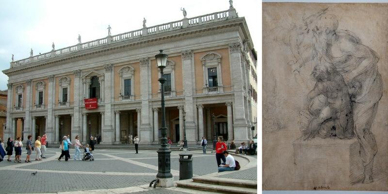 I capolavori ritrovati di Michelangelo in mostra a Roma