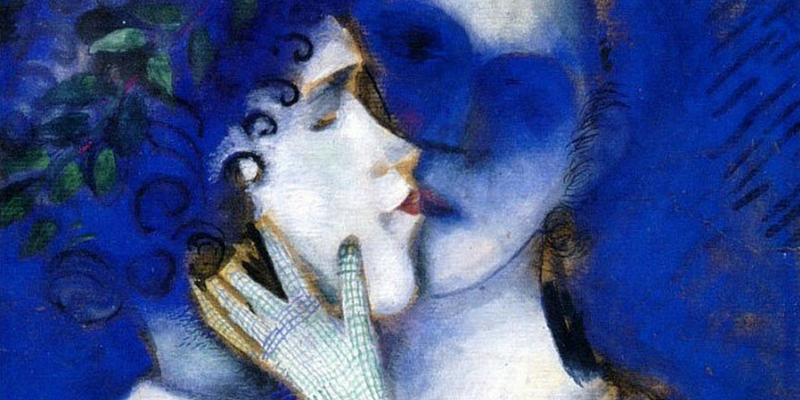 Marc e Bella Chagall, storia di un amore surreale