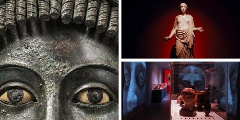 I tratti sconosciuti di Pompei in una grande mostra