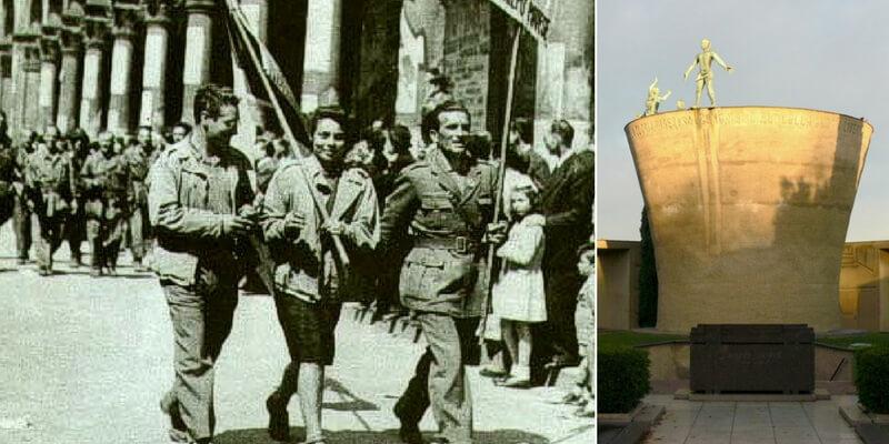 25 aprile, i luoghi simbolo della Resistenza italiana
