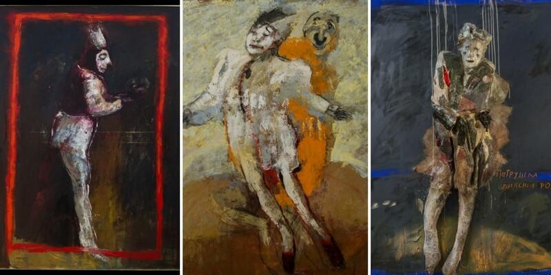 Da Pulcinella al clown, la metamorfosi della maschera in mostra a Napoli