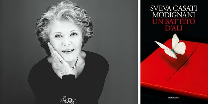 """Sveva Casati Modignani, """"Ecco come ho iniziato a scrivere a 40 anni"""""""