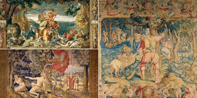 Nasce a Palazzo Pitti di Firenze il Museo degli Arazzi