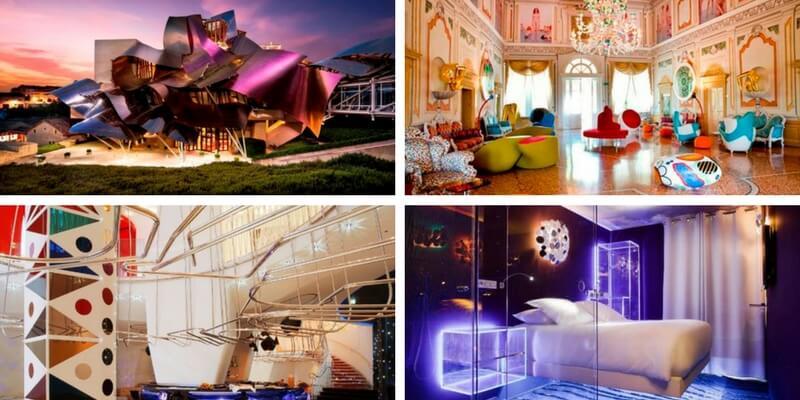5 art hotel da sogno per gli amanti dell'arte