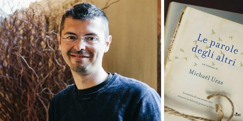 """Michaël Uras, """"Ecco perché i libri possono portarci alla felicità"""""""