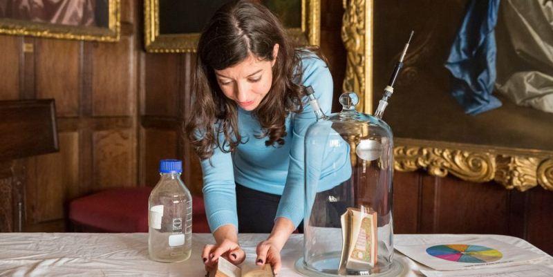 Il profumo dei libri antichi? Sanno di cioccolato e vaniglia
