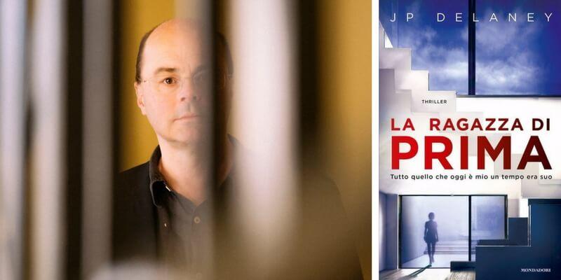 """J.P. Delaney, """"Ecco i segreti del mio libro in pubblicazione in 41 paesi"""""""