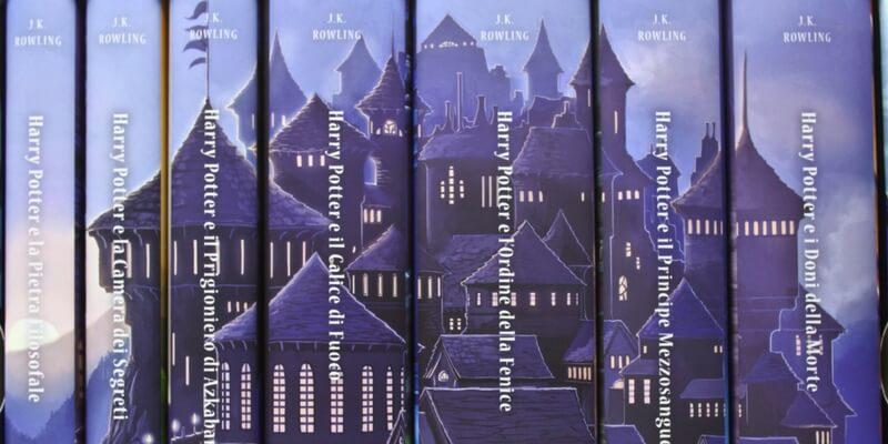 La storia della ragazza che conosce a memoria Harry Potter parola per parola