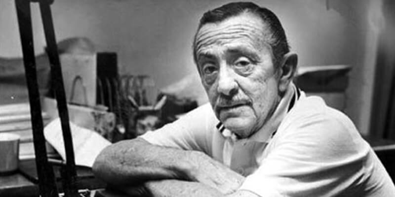 John Fante, i passi più belli dei romanzi dello scrittore italoamericano