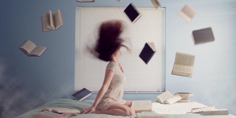 Tutti i problemi che un amante dei libri deve fronteggiare quotidianamente