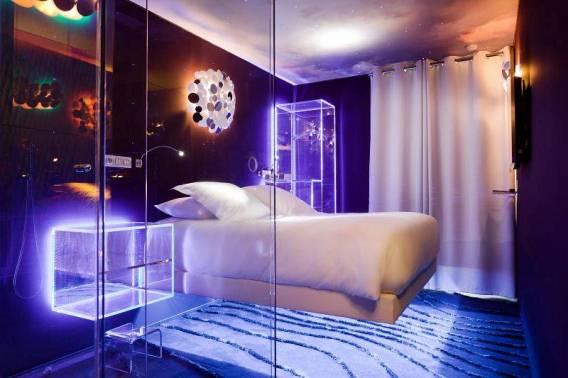Seven Hotel a Parigi