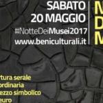 Torna la Notte dei Musei, aperture straordinarie serali al costo simbolico di 1 euro