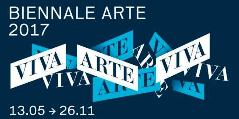 """""""Arte Viva"""", tutto pronto a Venezia per la Biennale Arte 2017"""