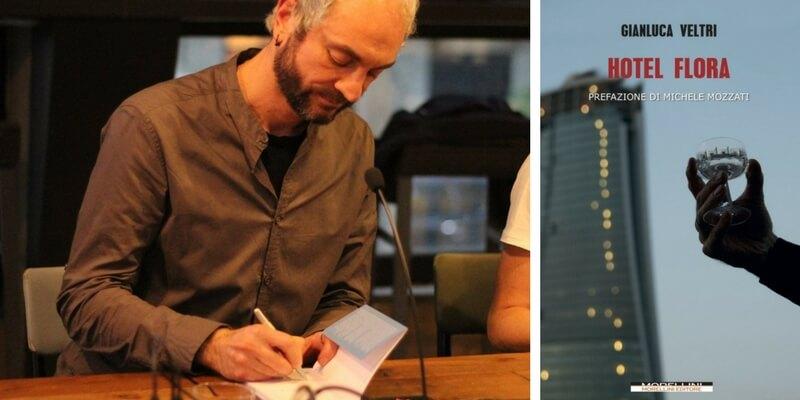 Gianluca Veltri, storia del parrucchiere con la passione per la scrittura