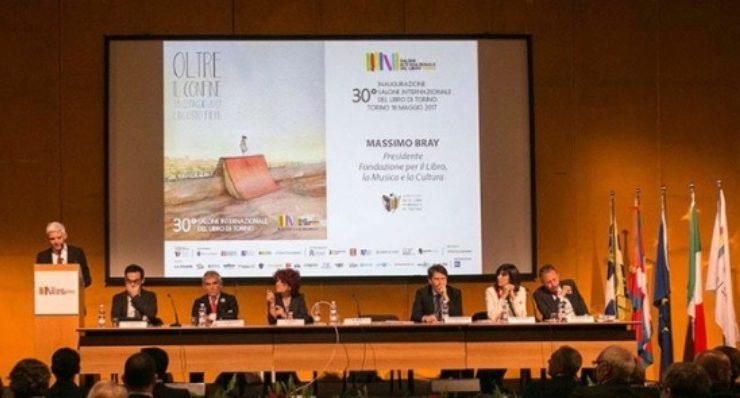 """""""Una manifestazione inimitabile"""". Inaugurata la 30ima edizione del Salone del Libro di Torino"""