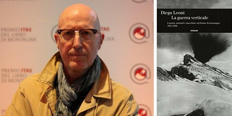 """Diego Leoni, """"La montagna va protetta ma sa anche proteggersi"""""""