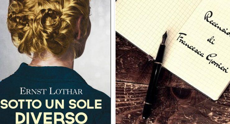 """""""Sotto un sole diverso"""", un libro capace di rendere il lettore protagonista"""