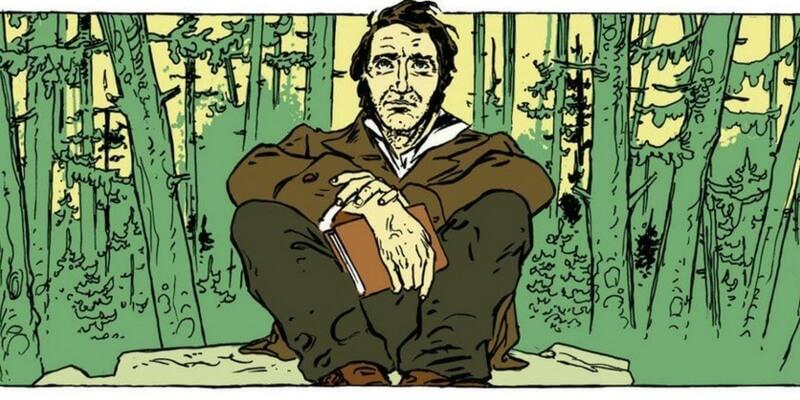 Henry David Thoreau, lo scrittore che voleva salvare l'uomo dall'infelicità