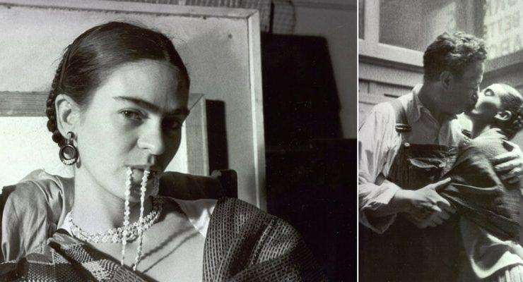"""""""Dentro la vita di Frida Kahlo"""" attraverso le fotografie di Lucienne Bloch"""