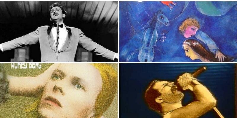 Arte e musica, ecco 8 celebri canzoni ispirate a quadri ed artisti