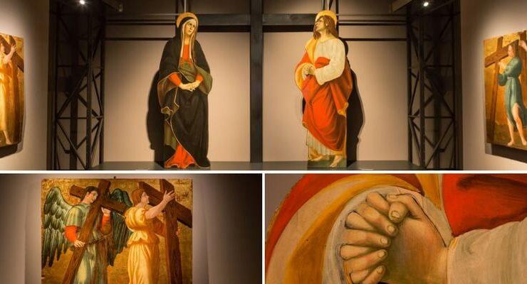 Le opere di Cola dell'Amatrice in mostra per sostenere i luoghi colpiti dal terremoto