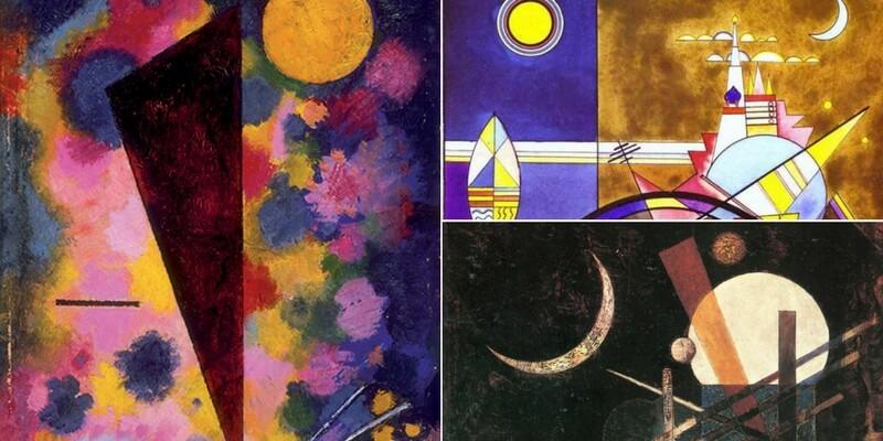 Da Kandinsky a Cage, le commistioni tra arte e musica in mostra a Reggio Emilia