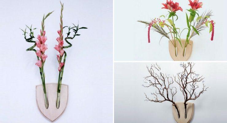 Elkebana, l'arte giapponese di arredare casa con i fiori